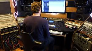 Home Recording Studio Desks by New Hi Low Studio Desk Height Adjustable Desk For Music Youtube