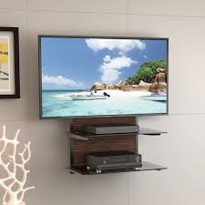 furniture grey and white flat tv wall cabinet with shelf plus