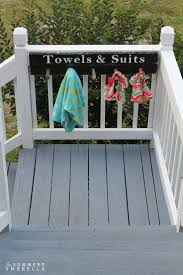 Towel Storage Units Top 25 Best Beach Towel Storage Ideas On Pinterest Pool Towel