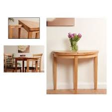 light wood console table wooden console table hallway furniture kitchen dining table light