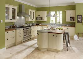 what is a shaker kitchen period living