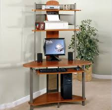 Small Narrow Bookcase by Compact Computer Desk Corner Bookcase Batimeexpo Furniture For