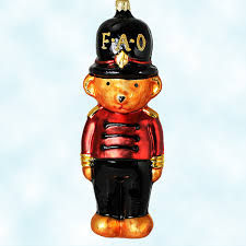 radko ornaments soldier fao schwarz animal teddy