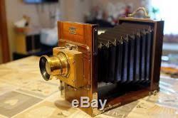 chambre appareil photo très chambre photographique appareil photo en bois schrambach
