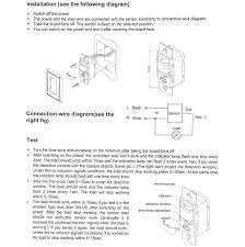 usa ac 110v 130v sensor switch led lamp switch motion sensor pir