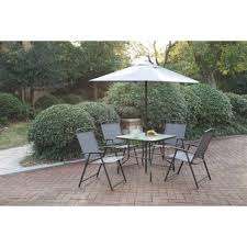 Patio Bar With Umbrella Outdoor Dining Sets Shop The Best Patio Furniture Deals For Nov