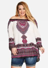 peasant blouse plus size buy plus size peasant blouses for stewart
