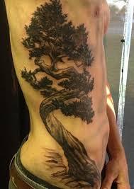 side tree by blood sweat tears
