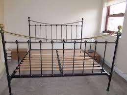 king instamatic frame metal bed frames thesleepshop and king metal