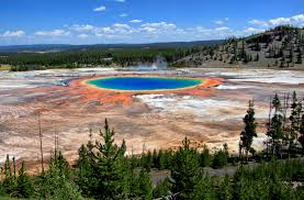 Spring Colors Grand Prismatic Spring Wikipedia