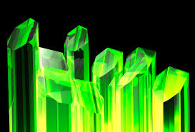 Green Shades by The Many Shades Of Kryptonite Their Various Forms And Effects