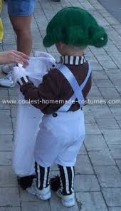 Oompa Loompa Baby Halloween Costume Toddler Oompa Loompa Costume Diy U0026 Crafts Oompa