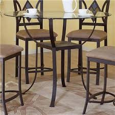 Bradford Dining Room Furniture Collection Bradford Metal Bakers Rack With Wine Storage Morris Home