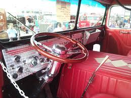 1950 u0027s bubble nose kenworth interior cool truck interiors
