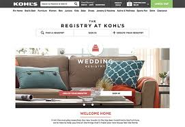 furniture wedding registry 10 wedding registry tips and ideas