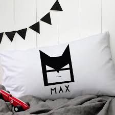 Cuddle Cushion Bedroom Redoubtable Batman Pillowcase Exciting Batman Cushion