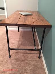 pipe desk with shelves iron pipe desk luxury 1679 best pipe wire furniture and shelves