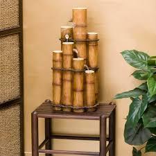 bambus design bambus deko deko aus bambus wanddeko windspiel bambus brunnen
