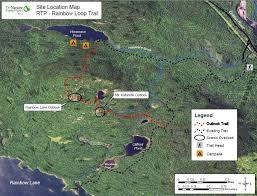 Baxter State Park Map by Scenic Hiking Trail To Horserace Pond 5 Lakes Lodge Bed And