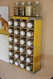 kitchen spice rack ideas 10 stylish spice storage ideas for your wonderful kitchen 1 diy