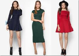 Fashionista NOW Christmas 2015 Holiday Party Dress Ideas In Green