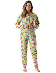 women u0027s novelty one piece pajamas amazon com