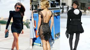 simple stylish ideas to rock your little black dress youtube