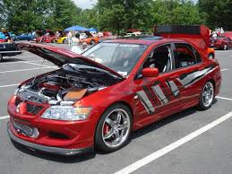 mitsubishi evo 8 red 2003 mitsubishi lancer evo 8 for sale forest hill maryland