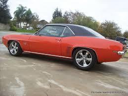 1969 camaro x11 1969 chevrolet camaro ss x11 code newstalgia motors
