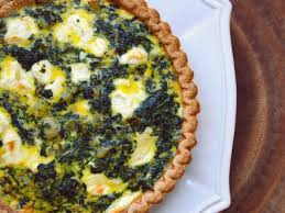 Spinach Quiche With Cottage Cheese by Potato Spinach And Goat Cheese Quiche Recipe Serious Eats