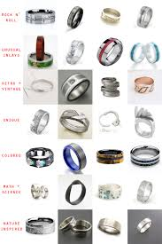 fashion mens rings images Fun fabulous fashionable 28 unique wedding rings for men png