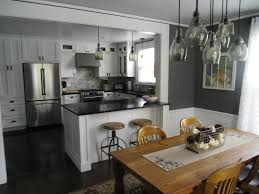 white kitchen cabinets soapstone counters pottery barn paxton