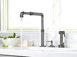 Replacing Kitchen Faucets by 100 Bridge Style Kitchen Faucet How To Replace A Kitchen