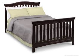 Toddler Bedding For Convertible Cribs by Bennington Curved 4 In 1 Crib Delta Children U0027s Products