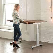 Sit Stand Desk Wood Sit Stand Desk Standdesk