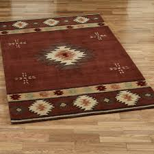 southwestern style home decor southwest diamond area rugs
