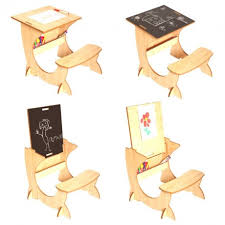 all in one desk and chair 6 modern kids tables and chairs