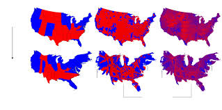 At T United States Coverage Map by Election Maps Are Telling You Big Lies About Small Things