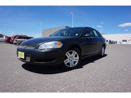 used 2012 chevrolet impala for sale in butte mt dp4666a