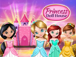 Home Design Game App Free Princess Doll House Games Design And Decorate Your Own Fantasy