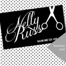Business Cards Hair Stylist Modern Business Card Boutique Business Card Hair By Invitedesign