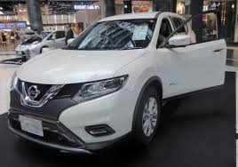 nissan hybrid 2016 file the frontview of nissan x trail 20x hybrid