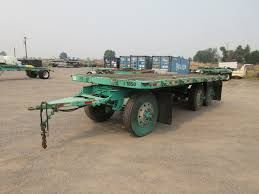 flatbed trailers for sale truckplanet