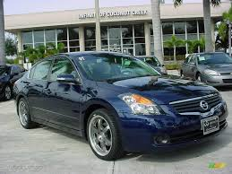 nissan altima black 2007 2007 majestic blue metallic nissan altima 3 5 se 25537586 photo