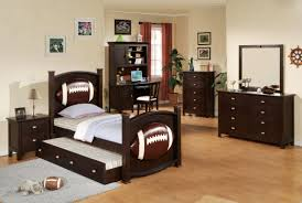 Cool Hockey Bedroom Ideas North S Nightstand In Dark Wood Hockey Arena Bedroom Rink Frame