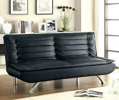 Plush Sofa Bed Lugo Plush Futon Sofa Bed Futon Sofa Bed With Drop Cup Holder