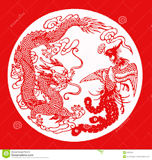 chinese template stock vector image 61628699