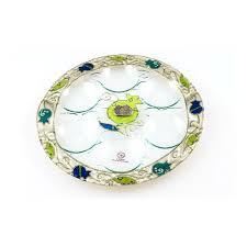 rosh hashanah seder plate rosh hashanah seder plates