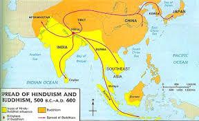 hinduism map hinduism chapter 8 india