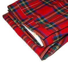 mens red plaid dress pants  Pi Pants
